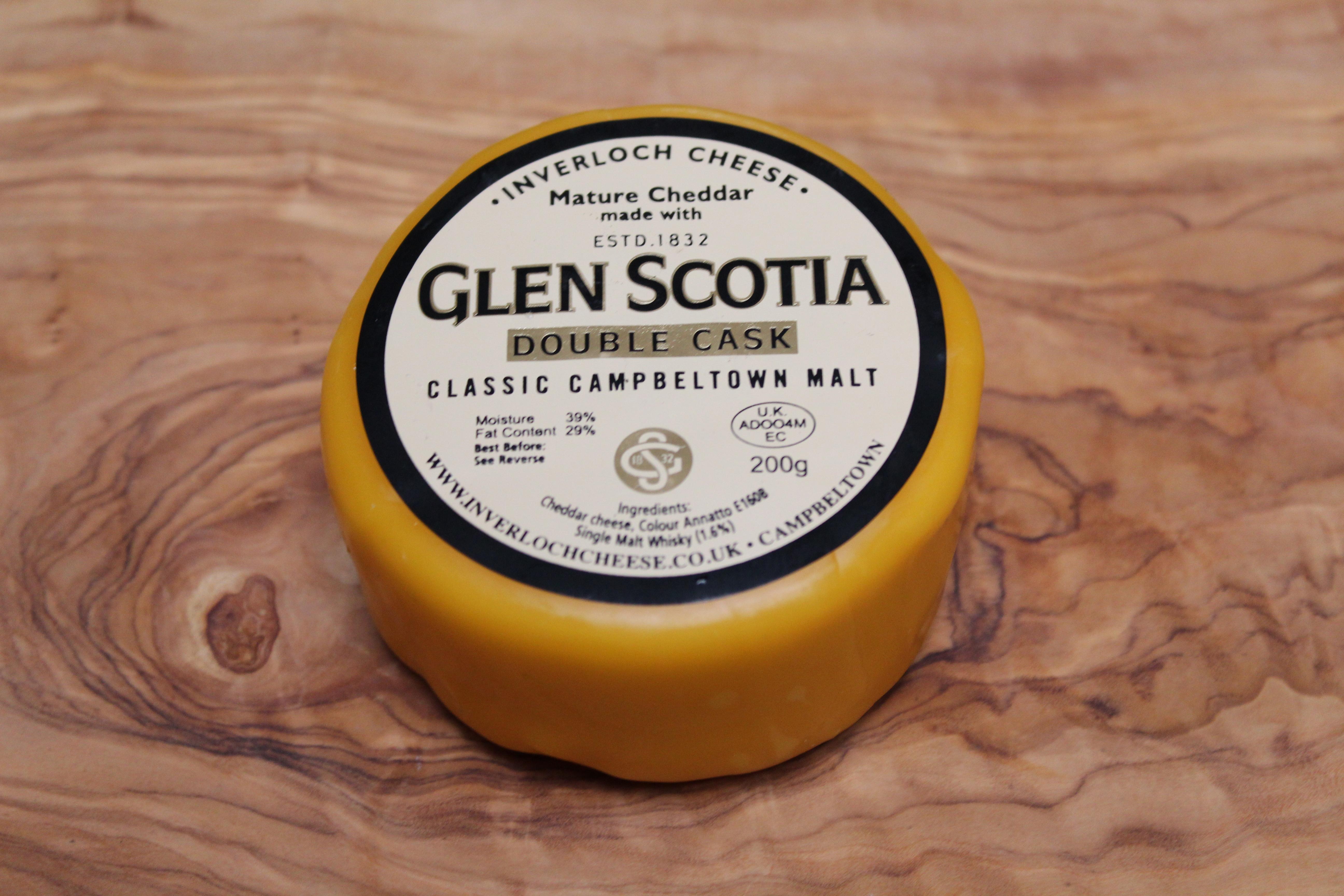 Glen Scotia Double Cask Cheese Isle Of Kintyre Scotcheese