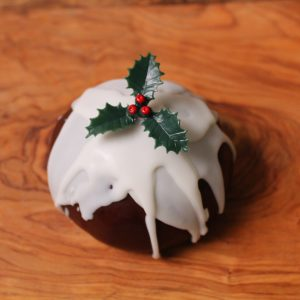 ScotCheese Christmas Pudding Cheese